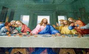 Jesus's Last Supper