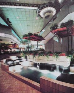 This is the mall I remember. One of the only photos I could find of it on the internet.