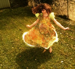 Girl-Twirling